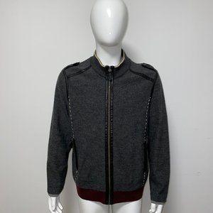 TORRAS Leather/Wool Jacket
